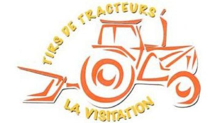 Compétition de tire de tracteurs